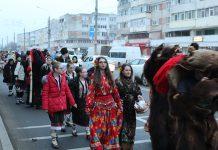 Galerie foto+video: Parada Portului Popular pe Calea Călărașilor din municipiul Brăila