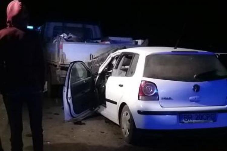 Accident mortal pe DJ 212 între Spiru Haret și Berteștii de Jos