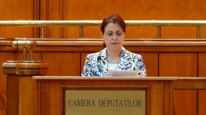 Deputat Antoneta Ioniță