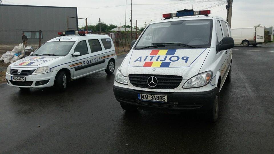 Filtre ale polițiștilor la intrările în municipiu