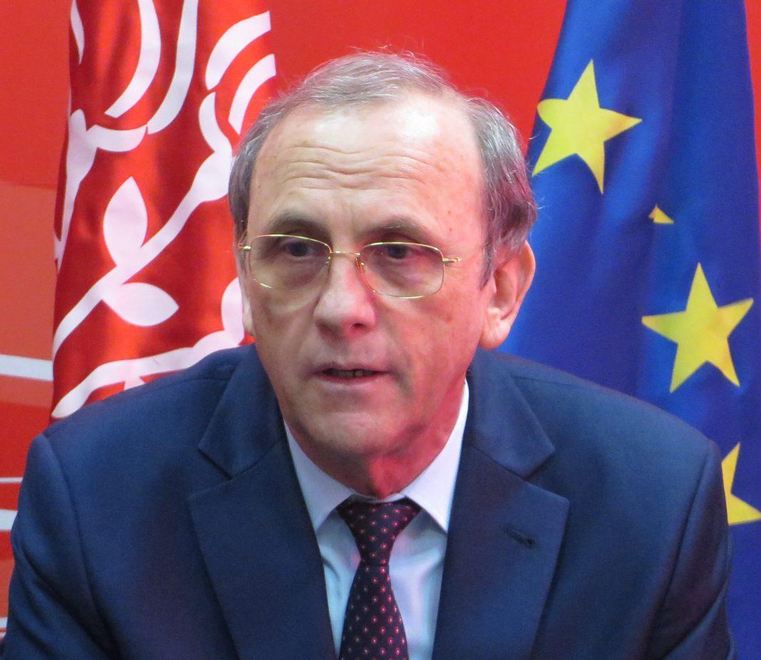 Ion Rotaru - președinte interimar PSD Brăila