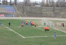 Dacia Unirea a învins cu 1-0 pe CS Balotești