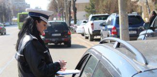 Polițiștii brăileni au aplicat 863 desancţiuni contravenţionale