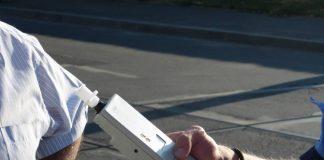 Șofer depistat cu o alcoolemie de 1,05 mg/l