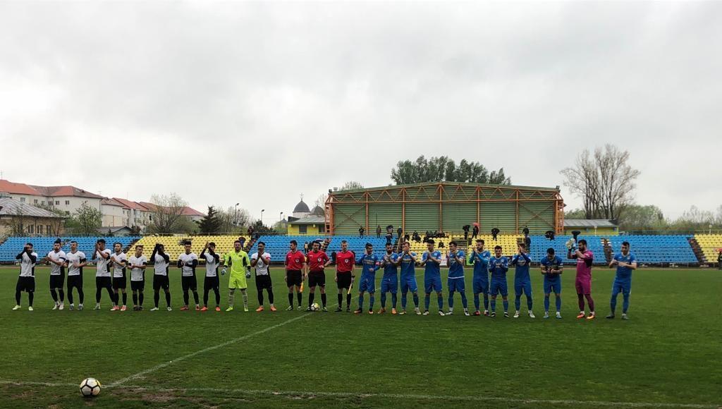 CS Făurei învinsă cu 2-0 pe terenul echipei de pe locul 2 în seria a II-a a Ligii a 3-a
