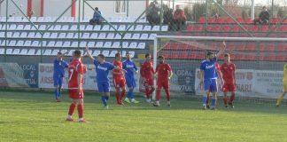 CS Făurei și Sportul Chiscani au pierdut meciurile jucate în deplasare la Rapid și la Tunari