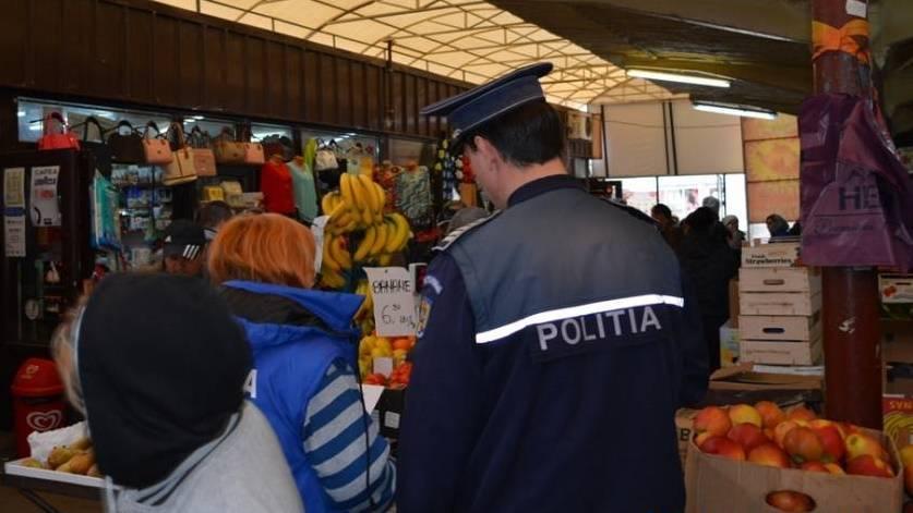 Controale ale politistilor la societati comerciale