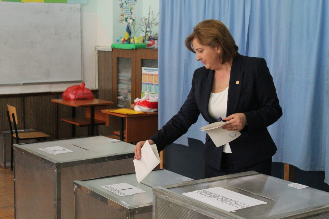 Rezultate alegeri europarlamentare și referendum în județul Brăila