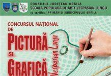 """Concurs de pictură și grafică """"Vespasian Lungu"""""""