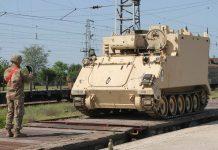 Saber Guardian exercițiu militar desfășurat în perioada 3-24 iunie 2019