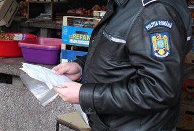 Polițiștii au depistat 3 societăți comerciale care nu deţineau autorizaţie de funcţionare
