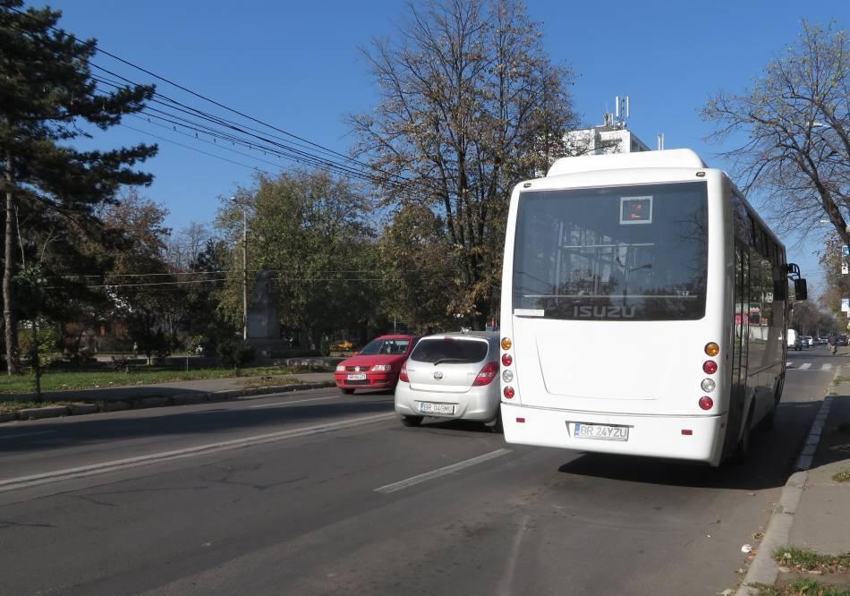 Atenție! Modificări ale unor trasee ale autobuzelor Braicar
