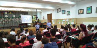 Săptămâna prevenirii criminalității în atenția elevilor brăileni