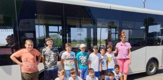 Cuza Pirates Brăila participă la Festivalul de minibaschet masculin