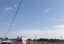 Un brăilean a produs un grav accident la Eforie Nord