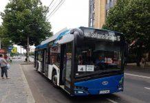 A fost anulata licitatia pentru dotarea cu autobuze electrice
