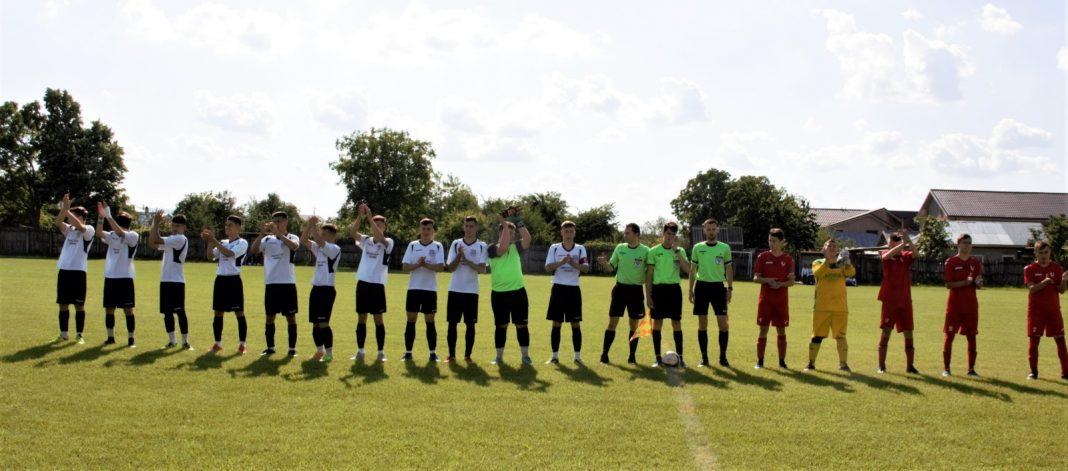 Juniorii U19 de la ACS Comunal Cazasu s-au calificat la faza pe zonă