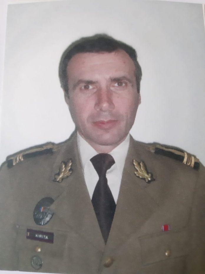 A murit colonelul (r) Ion Kiriță