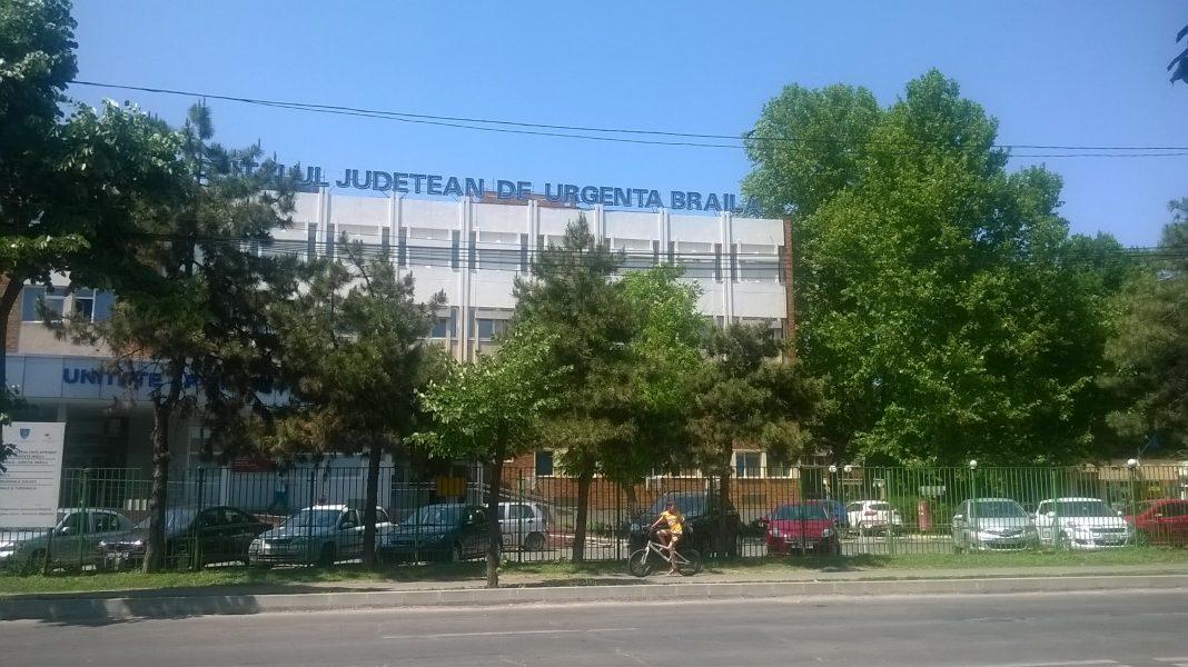 Deficiențe igienico-sanitare constatate de inspectorii DSP la Spitalul Județean Brăila