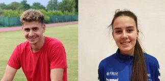 Alexandra Perianu si Robert Simion vor reprezenta Braila in delegatia Romaniei la FOTE