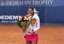 Brăileanca Georgia Crăciun a câștigat turneul ITF de la București