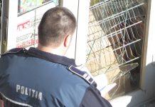 Doi tineri din Brăila au fost depistați de polițiști ca autori ai unui furt dintr-un imobil nelocuit