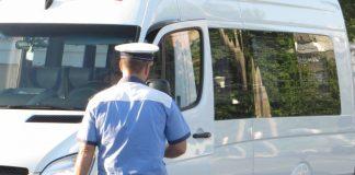 Polițiștii rutieri desfășoară în această săptămână acțiunea TRUCK & BUS