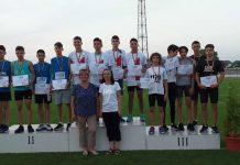 Atleții de la CSM și LPS Brăila au venit cu medalii de la naționalele de juniori 3