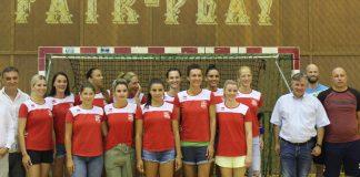 Jucătoarele de la HC Dunărea Brăila s-au reunit astăzi pentru începerea pregătirilor
