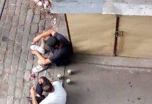 Amendați de Poliția Locală Brăila pentru consumul de băuturi alcoolice pe domeniul public