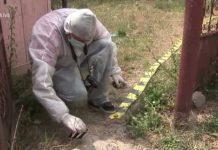 Crimă în comuna brăileană Traian