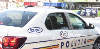 Doi minori de 10 ani din Brăila bănuiți de furturi din autoturisme