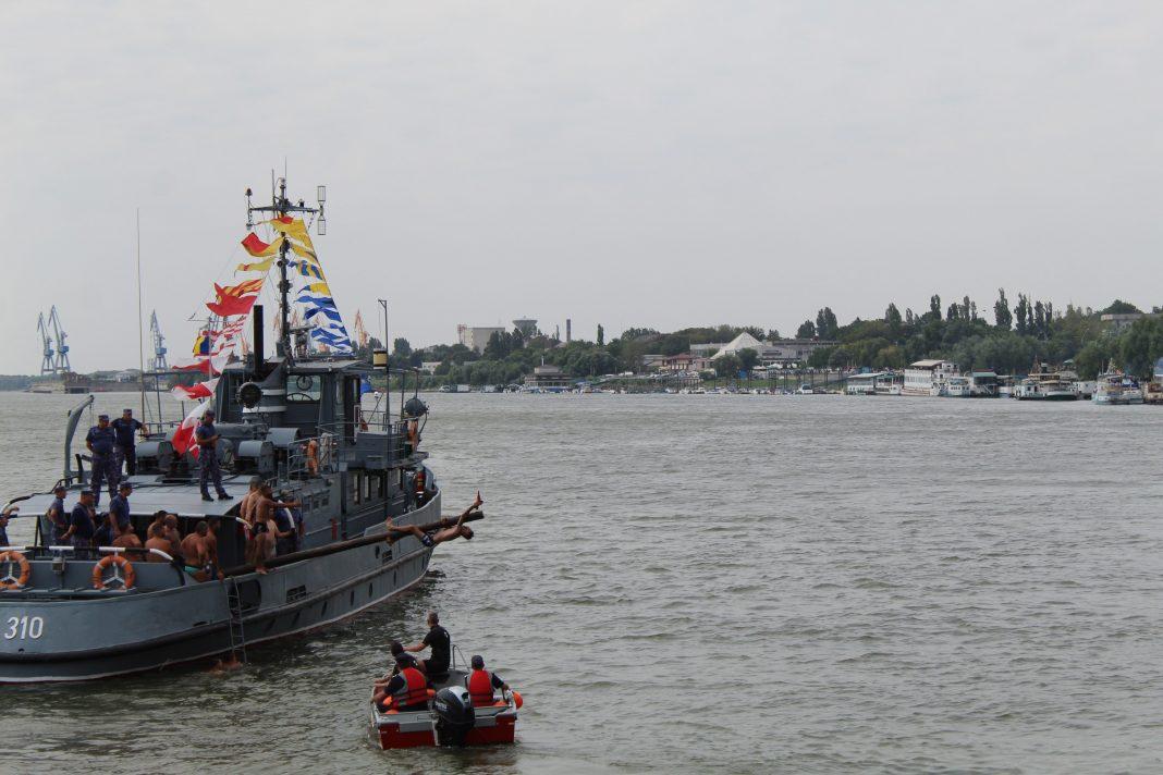 Jocurile marinărești, atracția principală de Ziua Marinei la Brăila