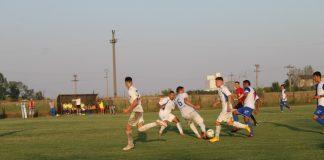 Dacia Unirea Brăila speră să obțină prima victorie în fața celor de la Recolta Gheorghe Doja