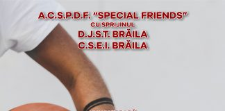 Fii activ Special Friends