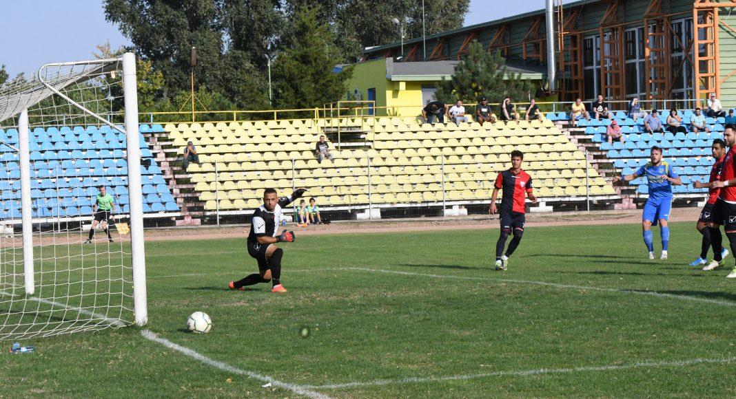 Sâmbătă, de la ora 17.00, echipele brăilene vor juca în etapa a V-a din Liga a 3-a