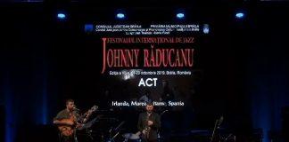 """Quartetul """"ACT"""" a câștigat Trofeul """"Johnny Răducanu"""""""