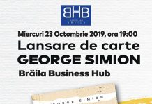 Lansare de carte George Simion