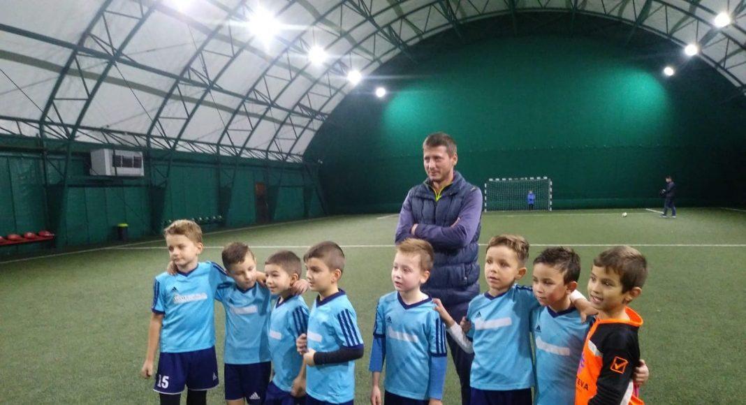 """Juniorii U 6 de la Kinder Brăila au câștigat """"Cupa Inizio Junior"""""""